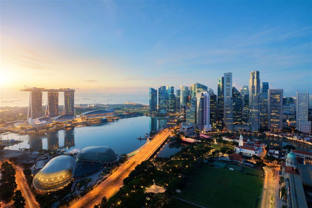 компания в Сингапуре
